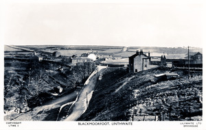 Blackmoorfoot, Linthwaite