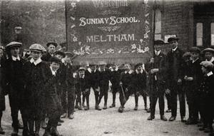 Wesleyan Sunday School, Meltham,