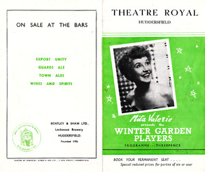 """Theatre Royal: """"The Girl Who Couldn't Quite"""" (1955)"""