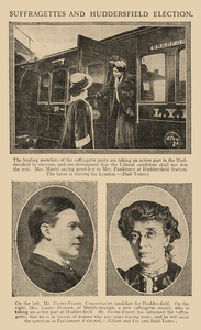 Suffragettes and the Huddersfield Election - Daily Mirror 24 November 1906.jpg