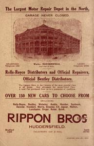 Rippon Bros. Ltd. of Huddersfield.
