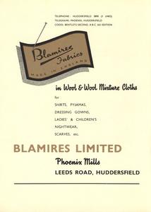 Blamires Ltd.