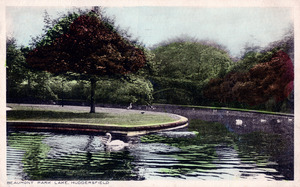 Beaumont Park Lake, Huddersfield