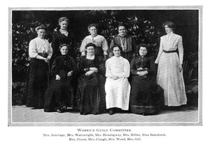 Huddersfield Industrial Society Limited - Women's Guild Committee.jpg