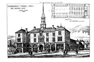 Huddersfield Market Hall