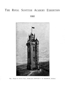 Victoria Tower, design by Edward C.H. Maidman