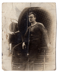 Harry Mellor (1895-?).