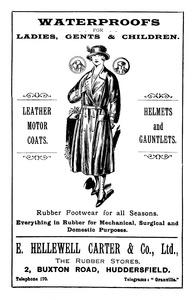 E. Hellewell Carter & Co. Ltd.