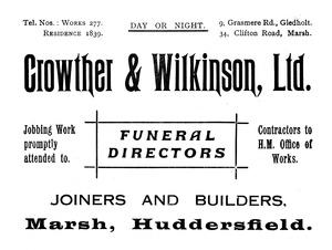 Crowther & Wilkinson Ltd.