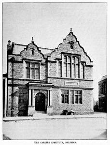 The Carlile Institute, Meltham