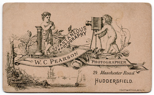 W.C. Pearson of 24 Manchester Road, Huddersfield