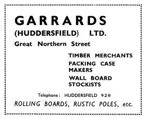 Garrards (Huddersfield) Ltd.