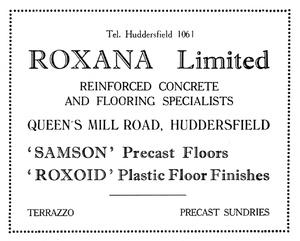 Roxana Limited