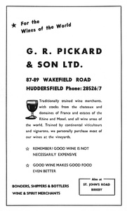 G.R. Pickard and Son Limited