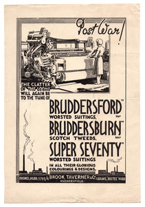 Brook, Taverner & Co. of Huddersfield