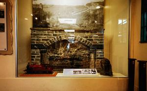 Tolson Museum Exhibits