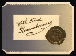 Christmas Card (1902)