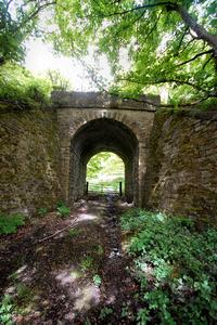 Meltham Branch Line bridge
