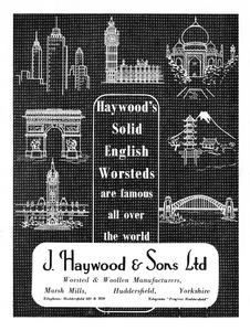 J. Haywood & Sons Ltd