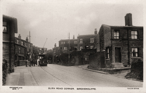 Burn Road Corner, Birchencliffe c1911.jpg
