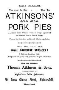 Thomas Atkinson & Sons