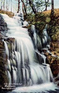 Folly Dolly Waterfall, Meltham, near Huddersfield