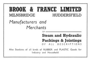 Brook & France Ltd.