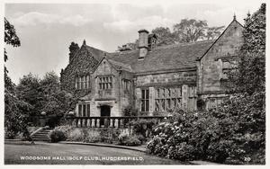 Woodsome Hall (Golf Club), Huddersfield