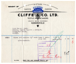 Cliffe & Co. Ltd.