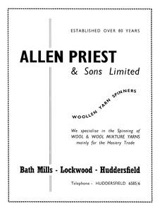 Allen Priest & Sons Ltd.