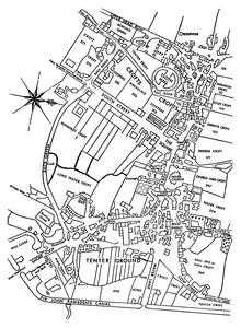 1778 Map of Huddersfield