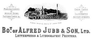 Alfred Jubb & Son Ltd.