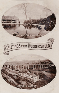 Greetings from Huddersfield