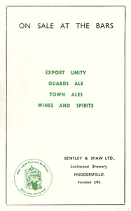 Bentley Shaw Ltd., Lockwood Brewery (1955).jpg