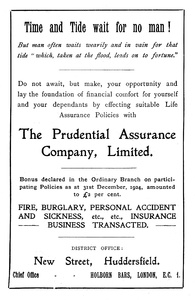 Prudential Assurance Company Limited