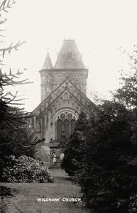 Wilshaw Church