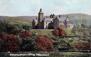 Convalescence Home, Meltham