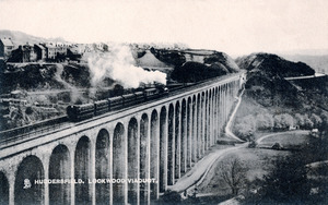 Huddersfield, Lockwood Viaduct