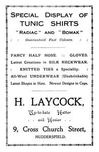 H. Laycock