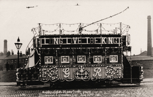 Huddersfield's 25000 Candle-Power Illuminated Coronation Car, June 22nd 1911.jpg