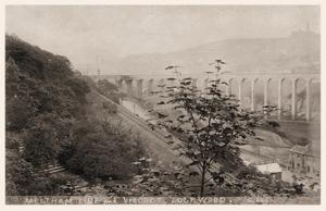 Meltham LIne and Viaduct, Lockwood.jpg
