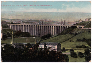 Lockwood Viaducts, Park Valley, Huddersfield