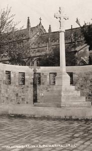 Almondbury War Memorial