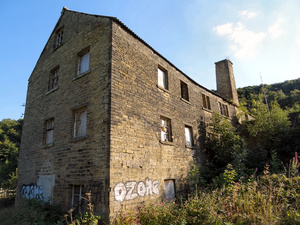 Lord's Mill, Honley