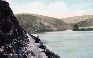 Bilberry Reservoir, Holmfirth