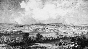 Huddersfield in 1830