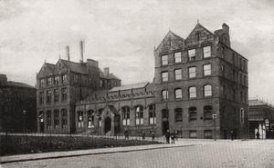 General Post Office, Huddersfield
