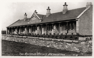 The Cottage Homes, Netherton