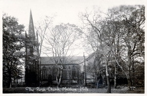 The Parish Church, Meltham Mills