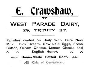 E. Crawshaw